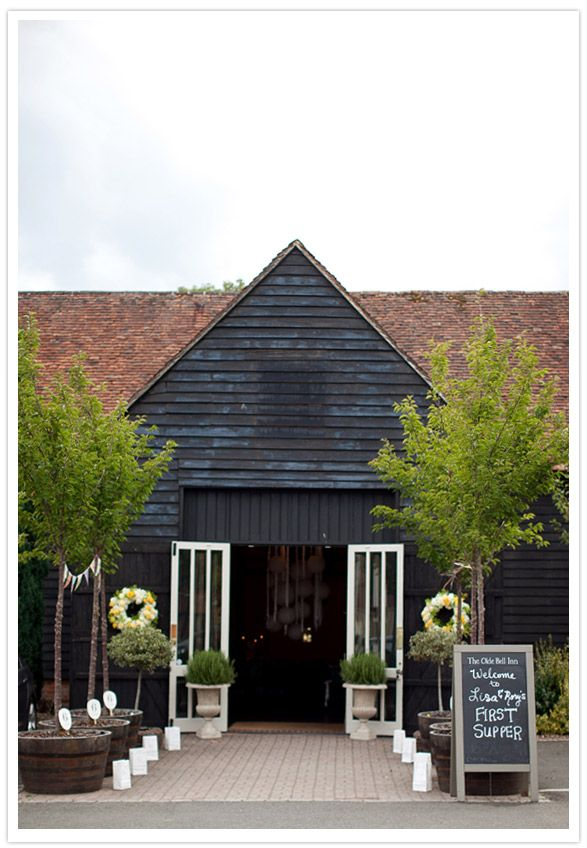 town + country wedding reception venue