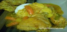 Mom's Chicken Fricassee « Kathy in the Kitchen