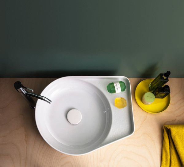 The Making of Laufen's VAL Bathroom Collection by Konstantin Grcic