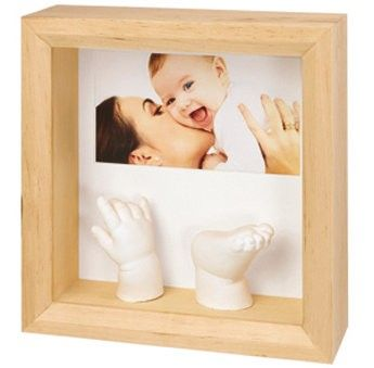 Woww Baby 3D Baby Casting Kit with Photo Frame