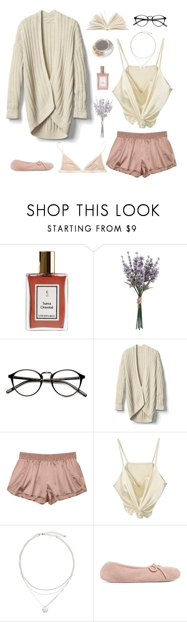 """""""My lazy Sunday"""" by minorseventh ❤ liked on Polyvore featuring Gap, STELLA McCARTNEY and Madeleine Thompson"""