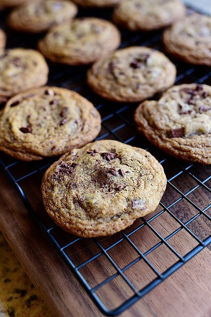 Chocolate Chunk Cookies! Absolutely to die for.