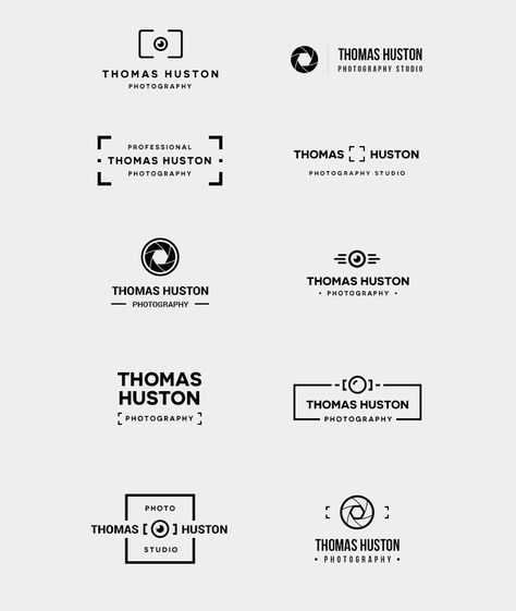 Get a Free Logo for Your Photography Business | Templates @ Photography Planet