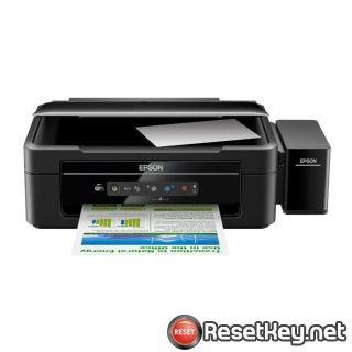 Reset Epson L365 Printer - Epson L365 resetter