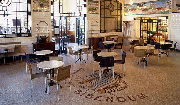 Oyster Bar at Bibendum