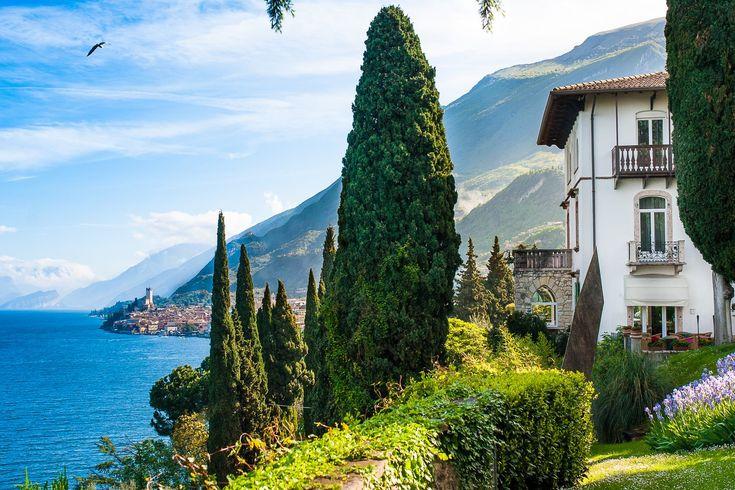Gardasee Hotel Bellevue San Lorenzo Malcesine 4 sterne