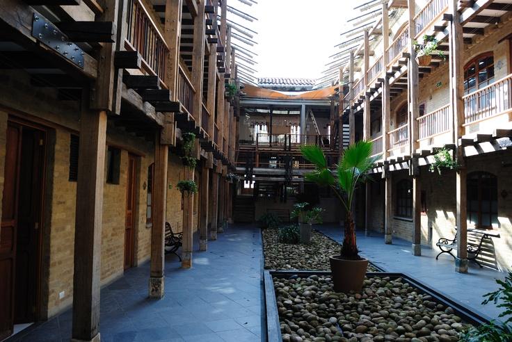 Parte nueva del  Hotel Casa de la Botica