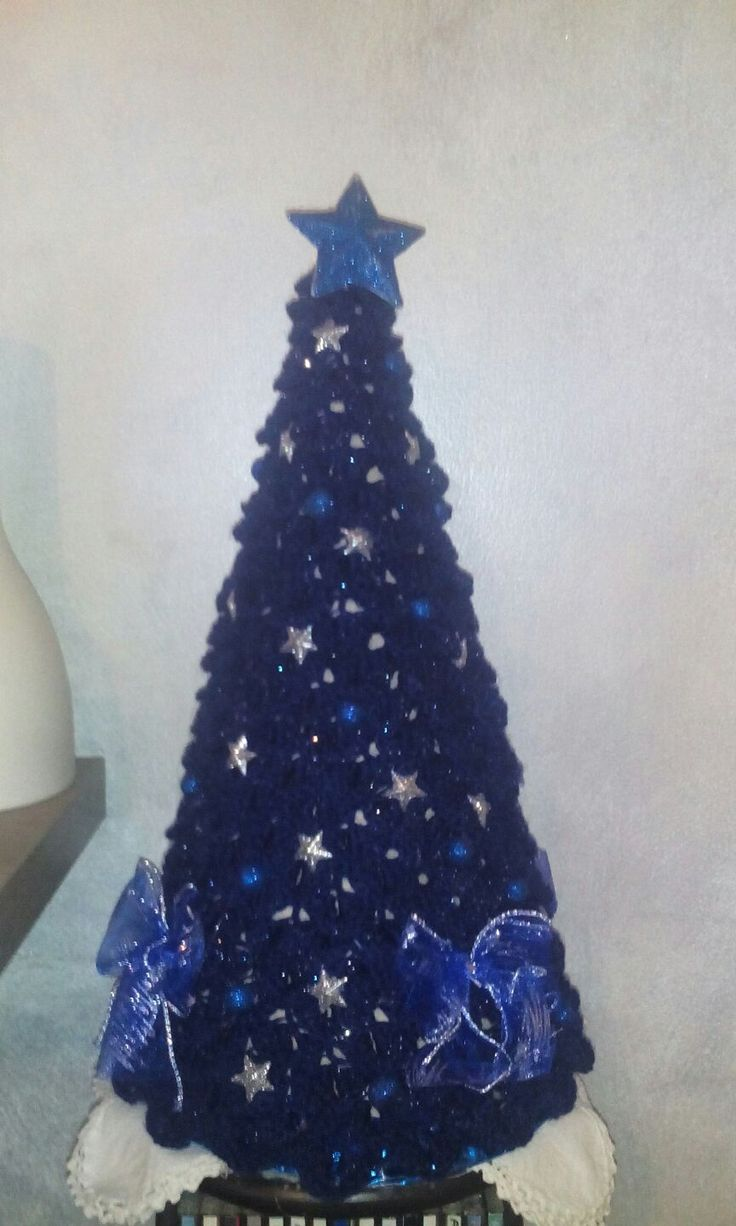 Albero Natale crochet