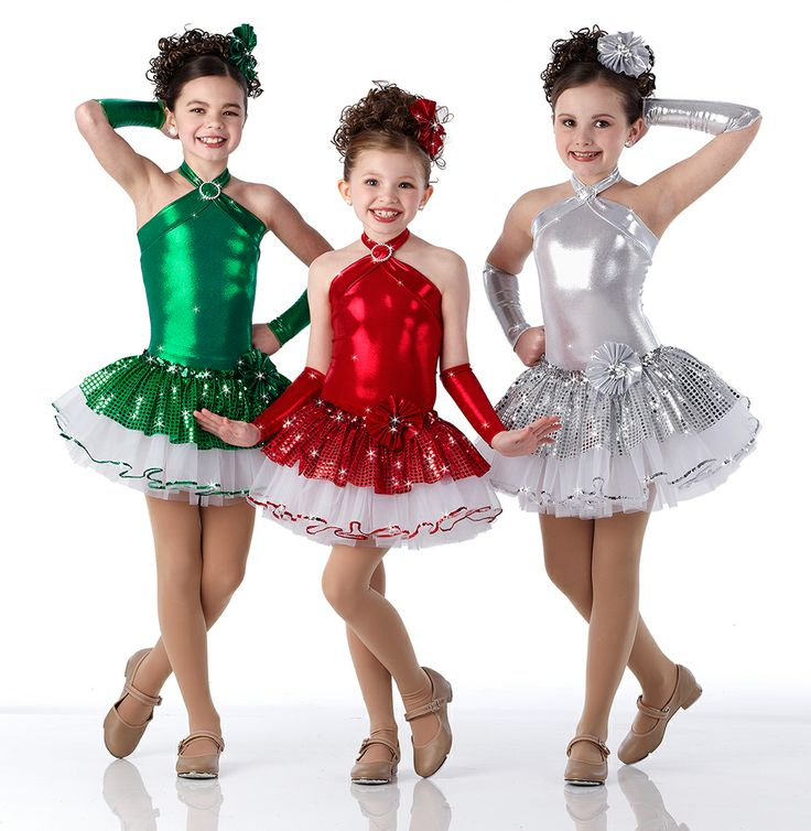 Holiday Belles - Cicci Dance Supplies