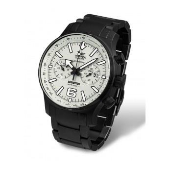 ¿Buscas un reloj negro, elegante, y de caballero? Este es Tu reloj, Tu estilo, TuTunca  http://www.tutunca.es/reloj-47mm-vostok-acero-pvd-negro-cronografo-north-pole-1