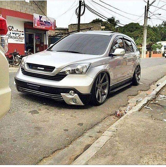 Honda CRV dub