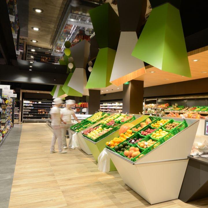 VMV Supermarket by cityscape architects, Sofia – Bulgaria » Retail Design Blog