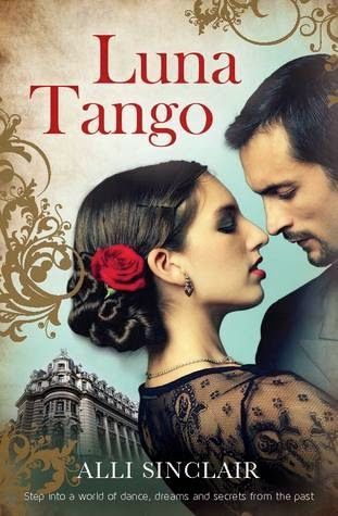 Book Muster Down Under: Aussie Book Review: Luna Tango (Dance Card #1) by Alli Sinclair