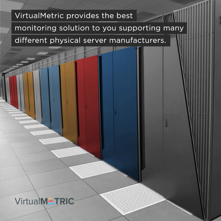 VirtualMetric provides the best monitoring solution to you supporting many different physical server manufacturers such as HP, IBM, Fujitsu, DELL and SuperMicro with its extended hardware support service. Free Trial: virtualmetric.com/try   #virtualmetric #hyperv #iis #sql #vmware #reporting #hypervmonitoring #sqlreporting #ssrs #reportingsolution