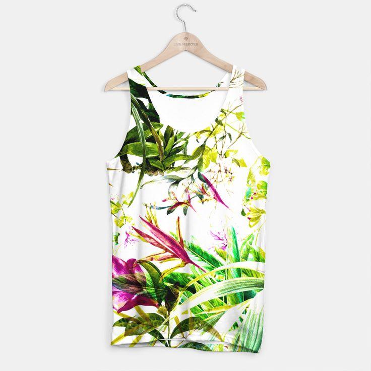 Exotic tropical jungle