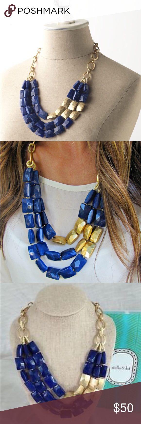 Stella & Dot Bahari Necklace. Stella & Dot Bahari Necklace. New in box. Stella & Dot Jewelry Necklaces
