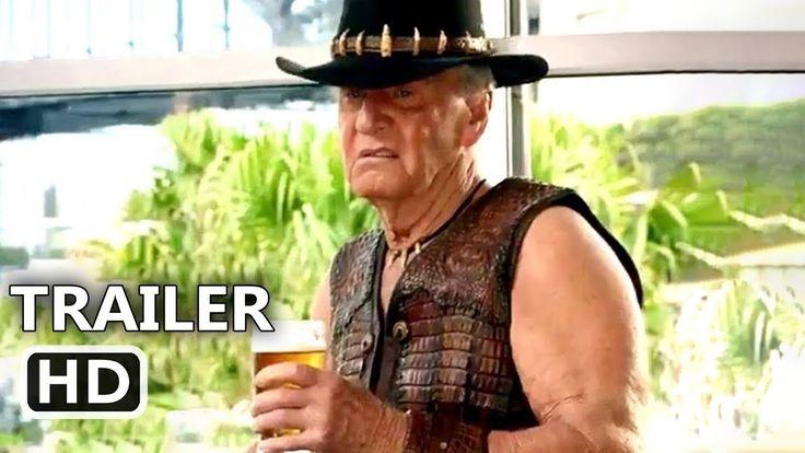 DUNDEE Official Final Trailer (2018) Paul Hogan, Chris Hemsworth, New Su...