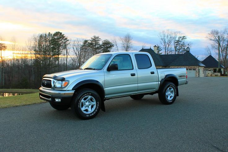 Used 2004 Toyota Tacoma for Sale ($2,410) at Whitehall, Mt