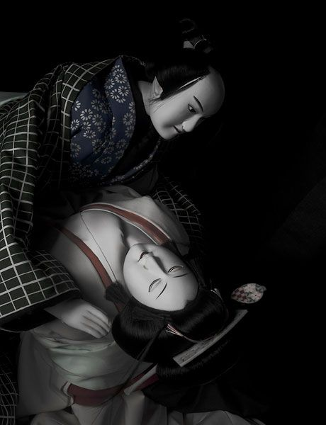 曾根崎心中 ©Hiroshi Sugimoto