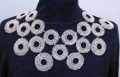 crochet jewelry | - Part 3