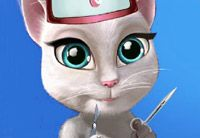 Free Talking Tom Games - Play Talking Tom Games for Girls Online on girl.me