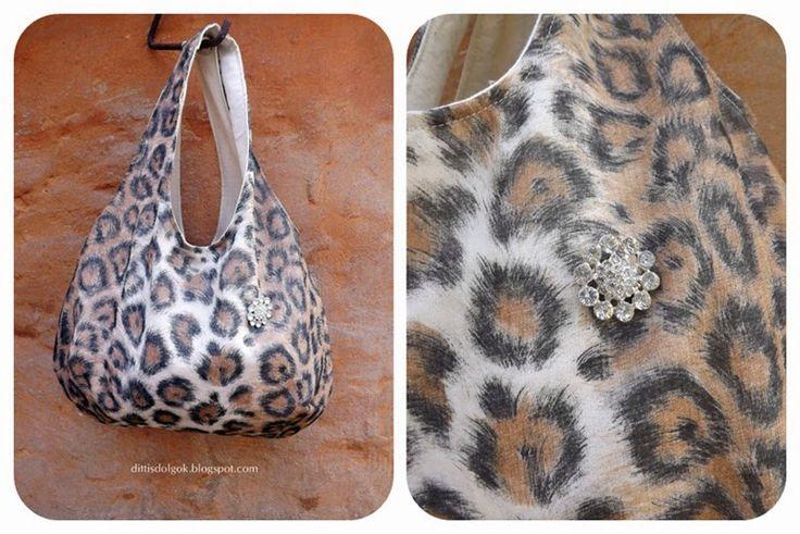 Dittis Dolgok: Kifordítható táskák