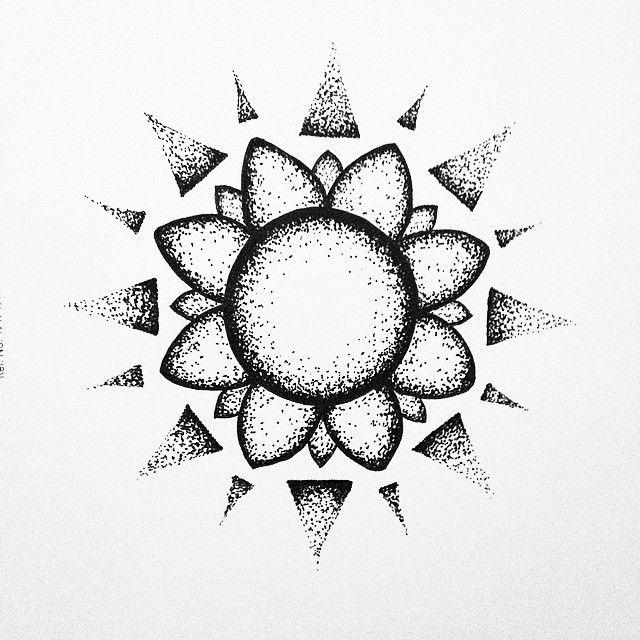 Mandala Monday ✏️ #lookkristina