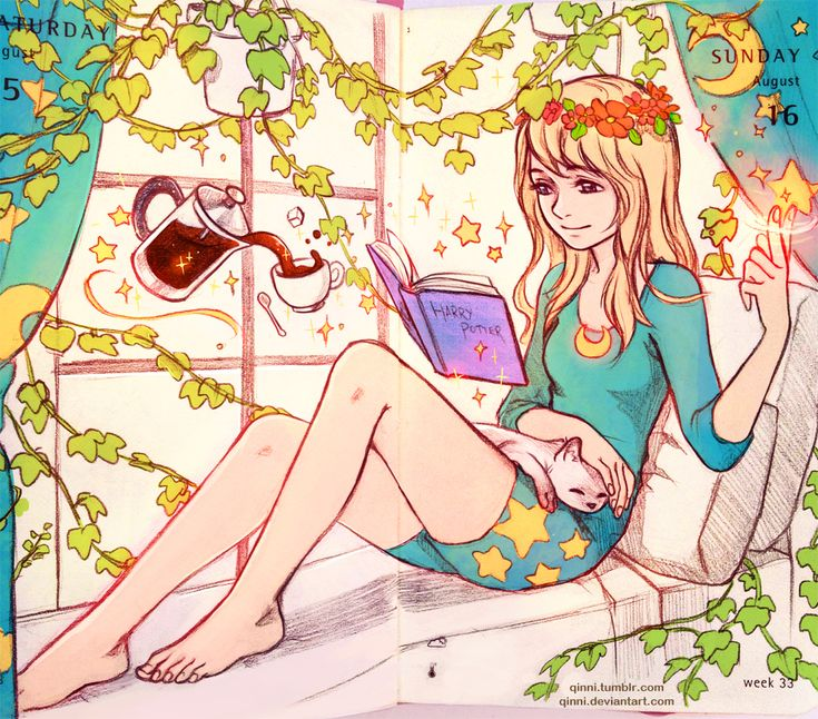 Magical Mornings by Qinni on DeviantArt