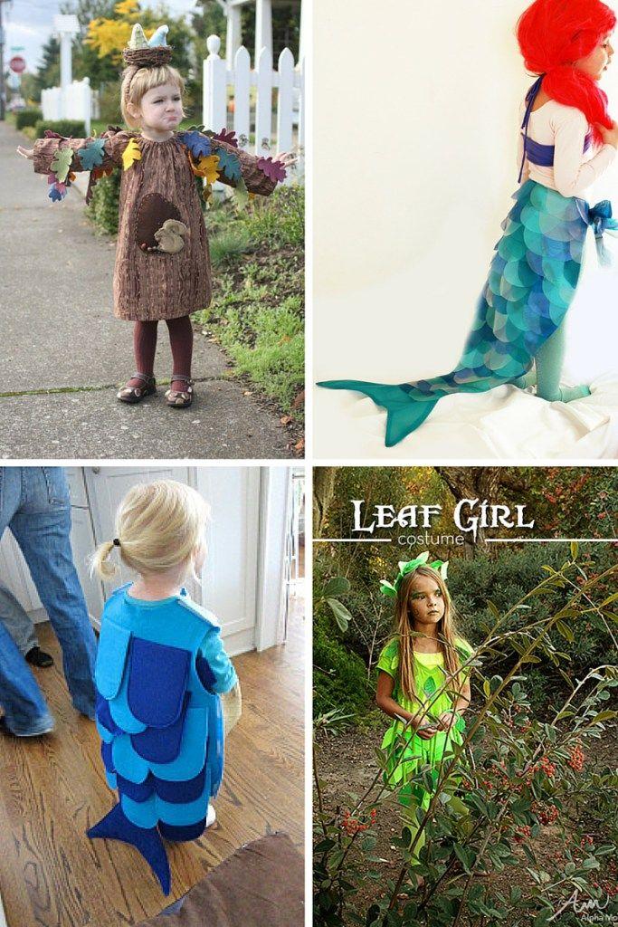 costumi fai da te carnevale ispirati ai 4 elementi
