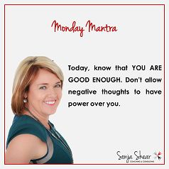 Be motivated by Coach Sonja Shear.