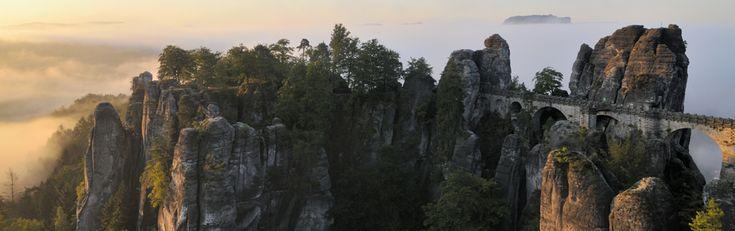 Wandern mit Hund auf dem Malerweg - Urlaub im Elbsandsteingebirge – TV Sächsische Schweiz