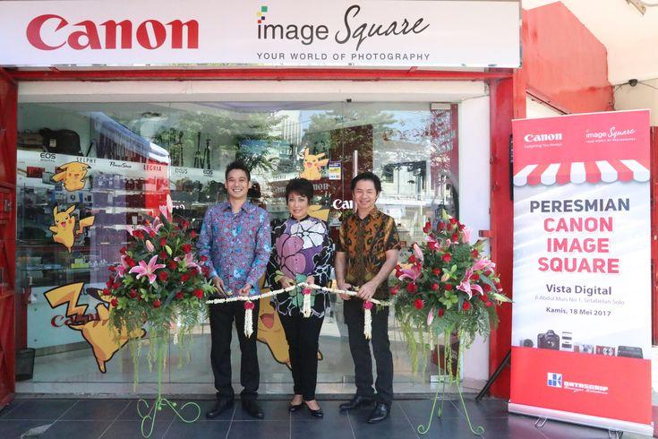 Canon Image Square Ke-7 Hadir di Kota Solo