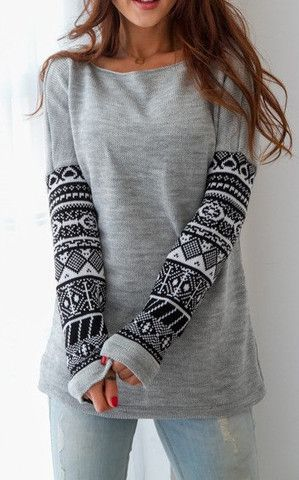 inspiration sweater n sweatshirt alter?