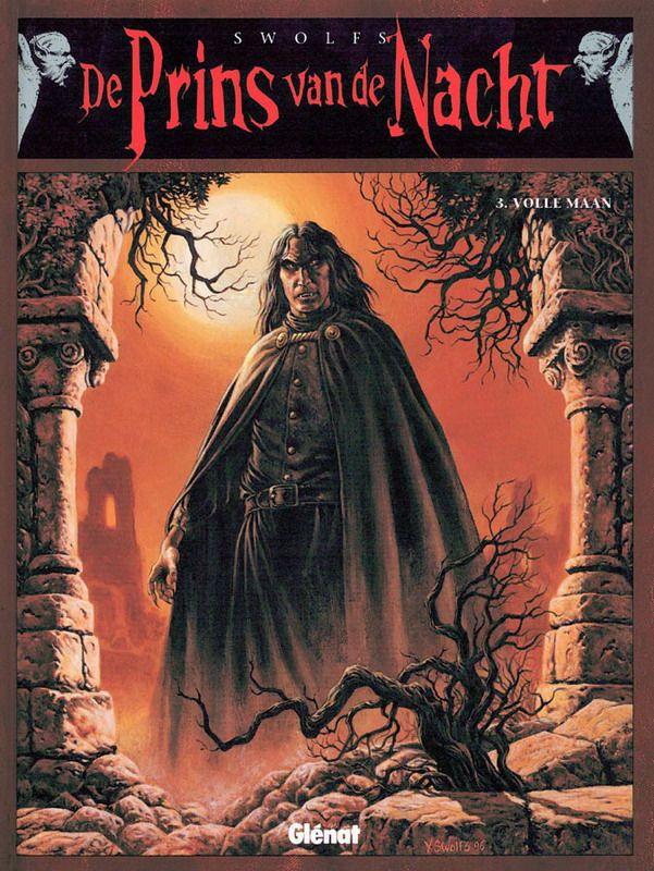 De Prins van de Nacht - 3. Volle maan
