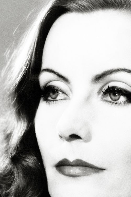 Every one of us lives his life just once; if we are honest, to live once is enough. Greta Garbo