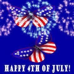 Happy 4th of July with butterflies 4th of july fourth of july happy 4th of july 4th of july quotes happy 4th of july quotes 4th of july images fourth of july quotes fourth of july images fourth of july pictures happy fourth of july quotes