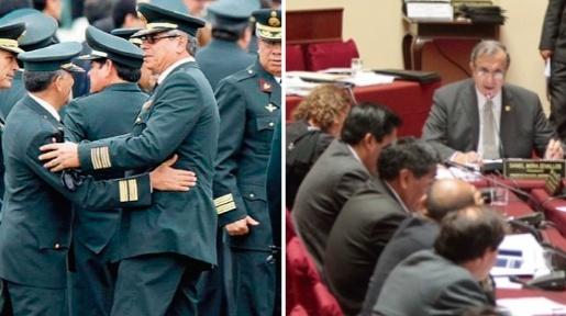 Policía Nacional del Perú brinda aportes para nueva Ley Universitaria.  La novena mesa de trabajo reunió a la Comisión de Educación con el director ejecutivo de la Dirección de Educación de la PNP.
