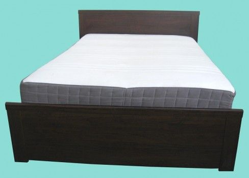 for sale Double Bed with mattress For More Information Please Visit http://usedfurnitures.in/product/wooden-double-bed-with-mattress-1-1419 or www.usedfurnitures.in
