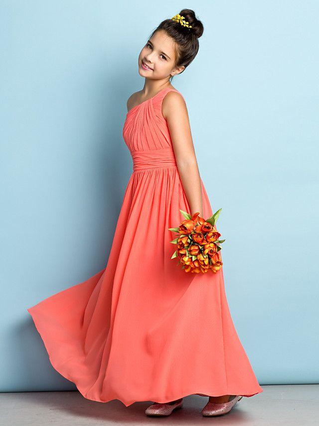 1000  ideas about Jr Bridesmaid Dresses on Pinterest - Pink ...