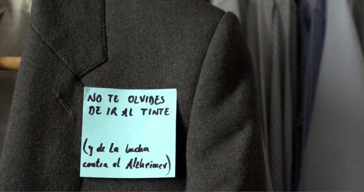 Vídeo del Día Mundial del Alzheimer 2015 (CEAFA)