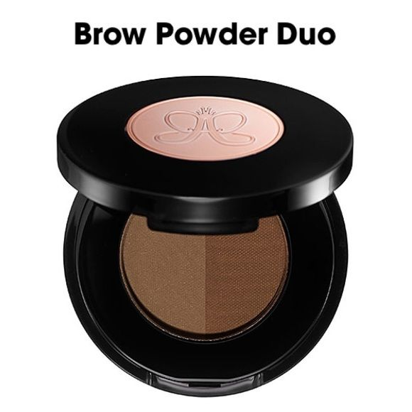 how to use anastasia brow powder