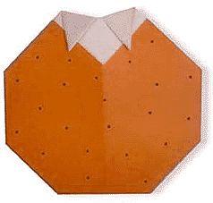 Origami Persimmon