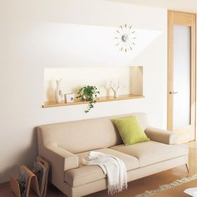 飾り棚『ニッチ』のある素敵なインテリア【デザイン参考&飾り方】 - NAVER まとめ