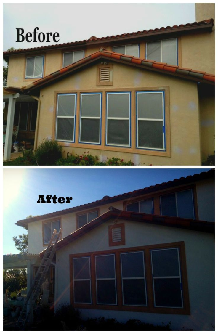 Best 25 stucco paint ideas on pinterest stucco house - Painting a stucco house exterior ...