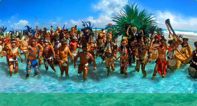 Visit Xcaret, one of the best Cancun attractions at Riviera Maya #VacationGetaway