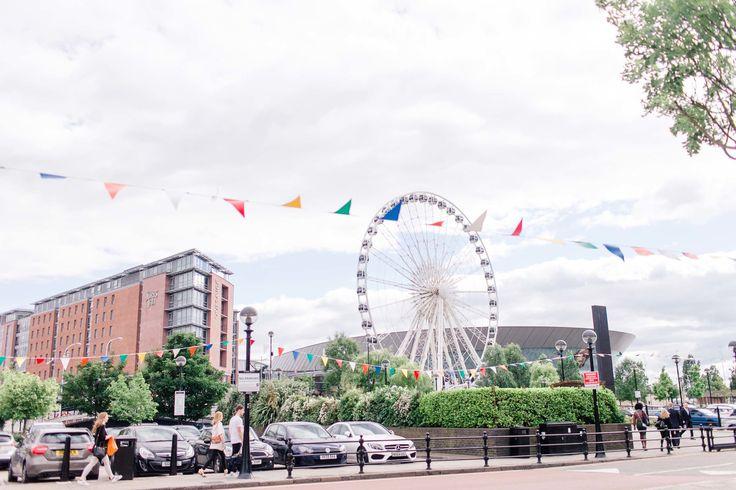 Liverpool City, UK