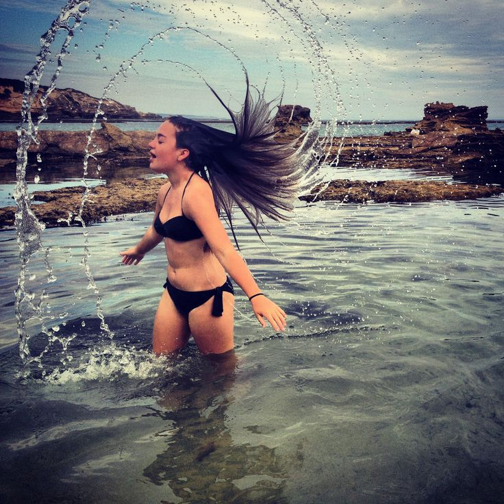 mum's photography at sorrento Beach :)