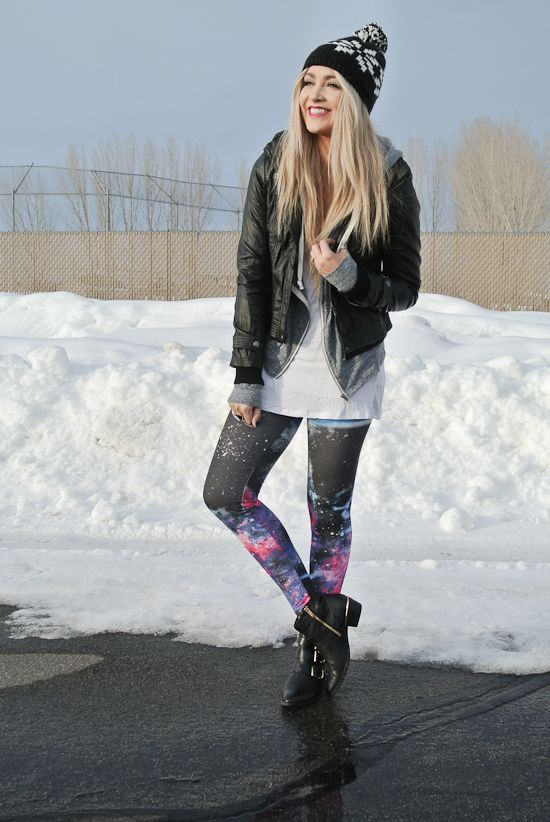 194 best images about Galaxy Leggings on Pinterest | Green ...