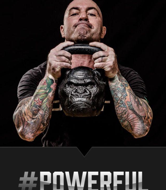 Tattoo Ideas Joe: Joe Rogan Powerful