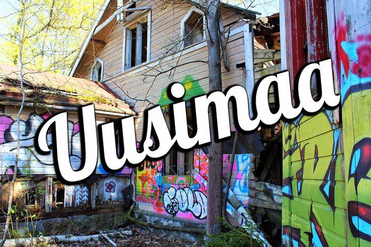 Suomi Tour vinkit Uudellemaalle / Finland travel tips: Uusimaa #suomi #finland